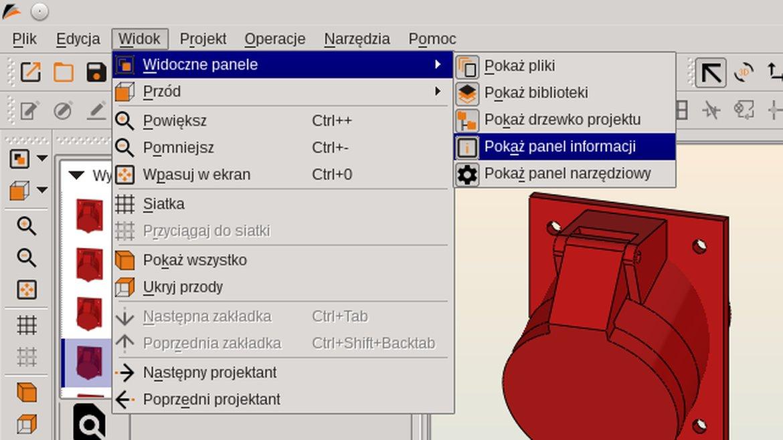 Miniatura - Opis dostępnych operacji