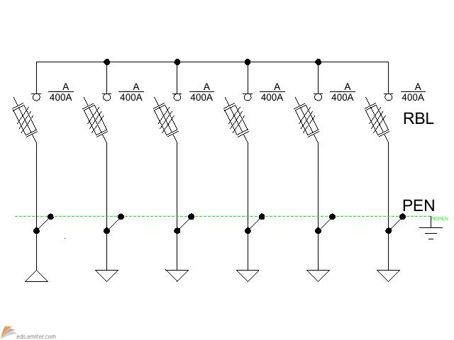 Электрическая схема kk